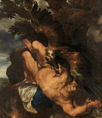 Rubens_-_Prometheus_Bound